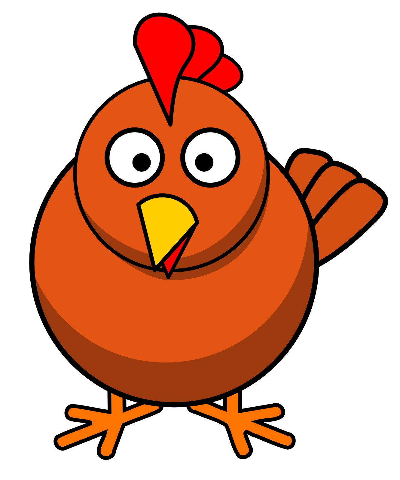 Chicken Egg Clipart | Clipart Panda - Free Clipart Images