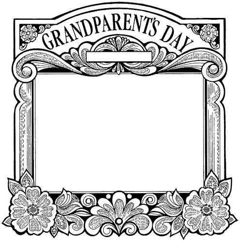 Black Grandparents Day Clip Art Grandparent 20clipart