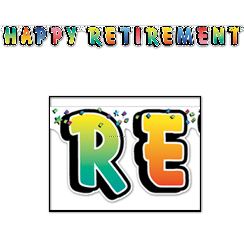 Retirement Clip Art - Synkee