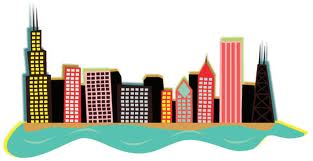 Chicago Skyline Clip Art - Cliparts.co