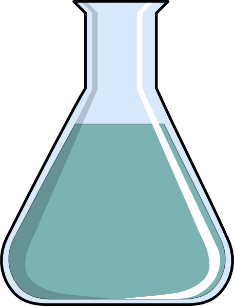 Erlenmeyer Flask Clip Art - Cliparts.co