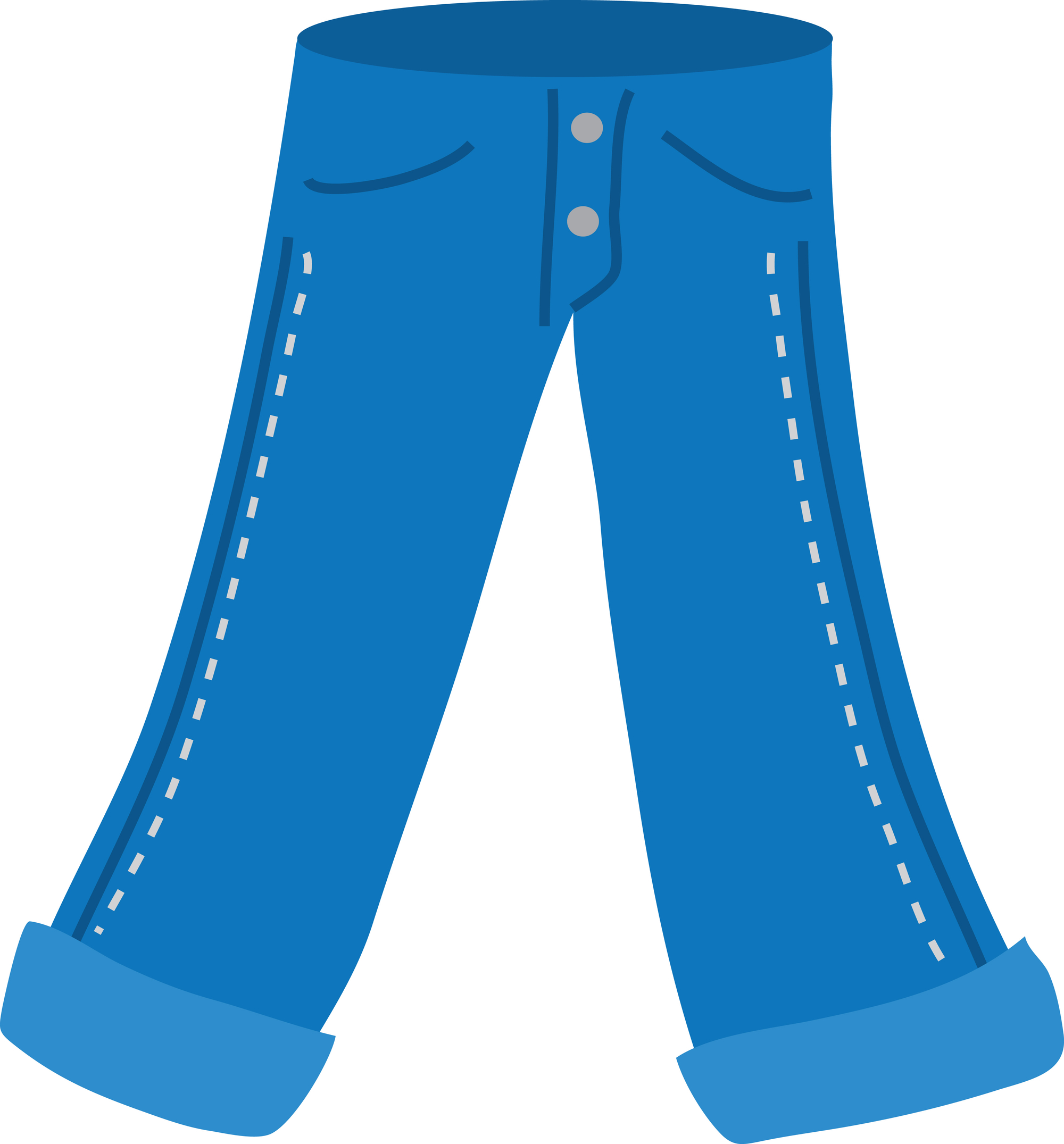 Pic Of Jeans - Cliparts.co