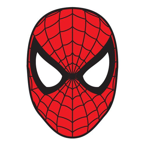 Spiderman idea for #facepainting . For girls, may be 'pink ...