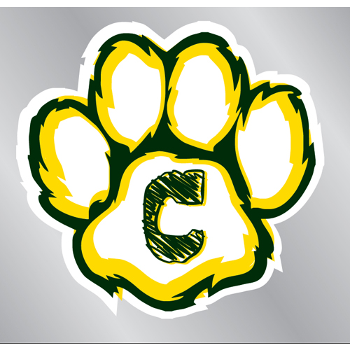 Cougar Paw Print - Cliparts.co