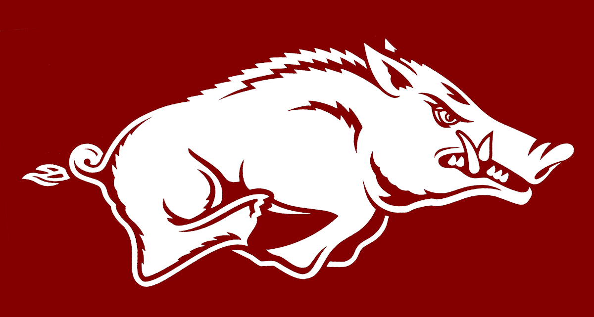 arkansas razorback football clipart rh worldartsme com Arkansas Razorback SVG Printable Arkansas Razorback Logo