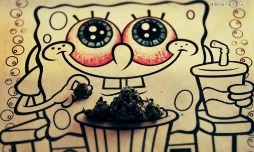 Imagenes De Marihuana Para Dibujar