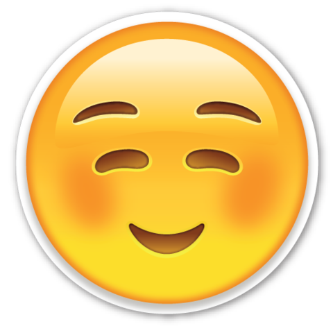 Smiley Face Emoji With No Background - Cliparts.co