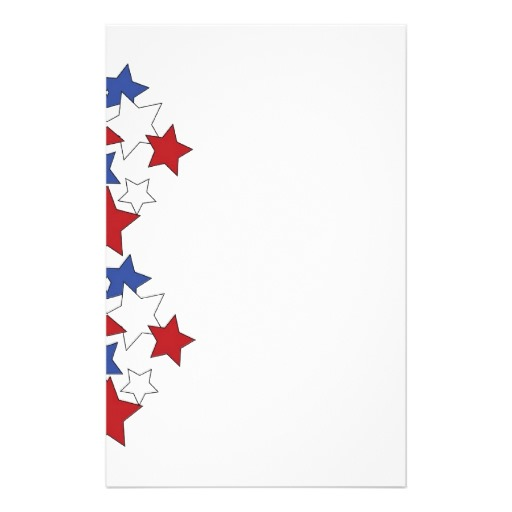 Red White And Blue Border - Cliparts.co
