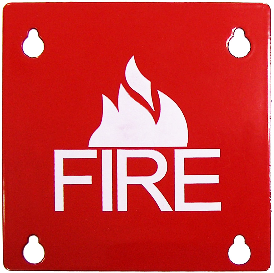 Fire Alarm Pull Clipart