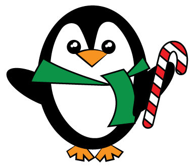 Christmas Penguin Family Clipart | Clipart Panda - Free Clipart Images