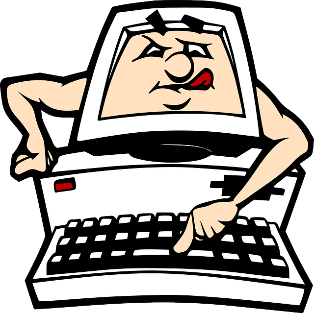 Computer, Pc, Cartoon | Clipart Panda - Free Clipart Images
