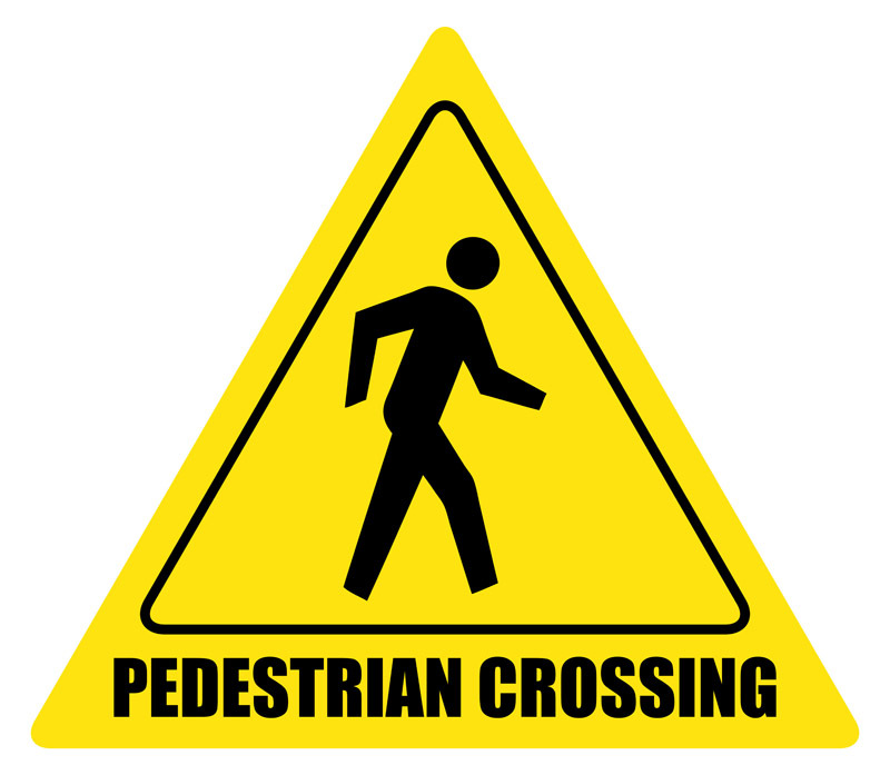 Pedestrian Crossing Sign | Road Signs