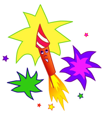 Free Clip Art Fireworks - Cliparts.co