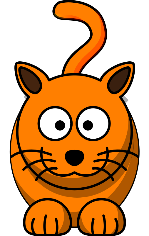 Cat Cartoon Clip Art - ClipArt Best