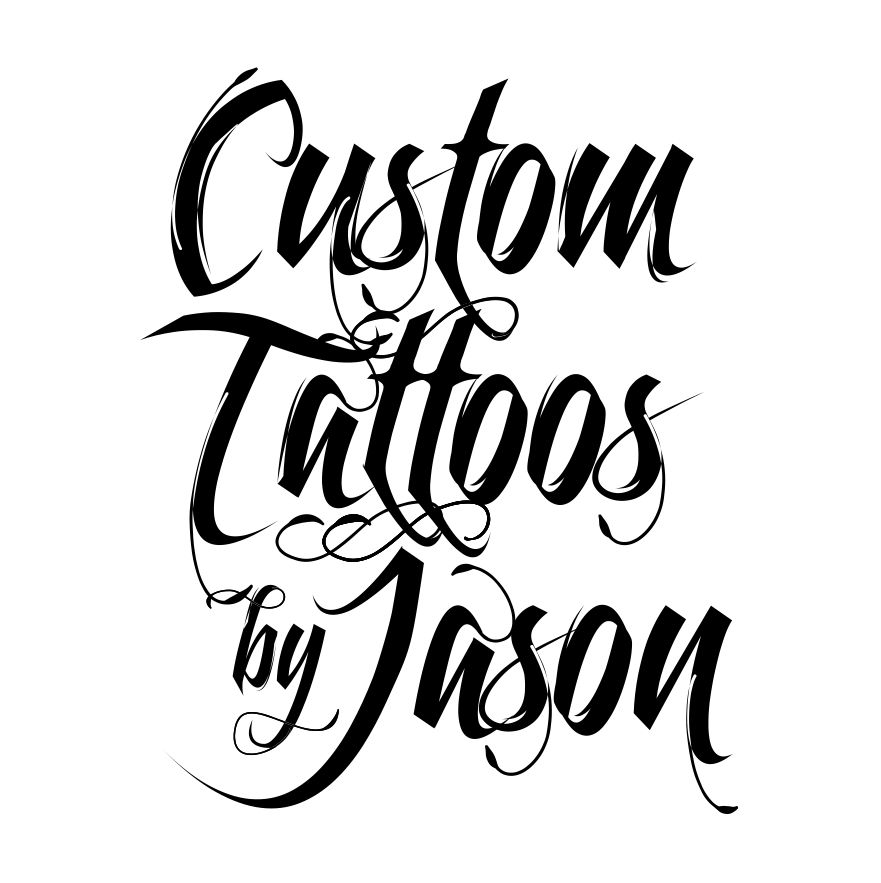 logo design tattoos by jason tattoo logos designers chesterfield. Black Bedroom Furniture Sets. Home Design Ideas
