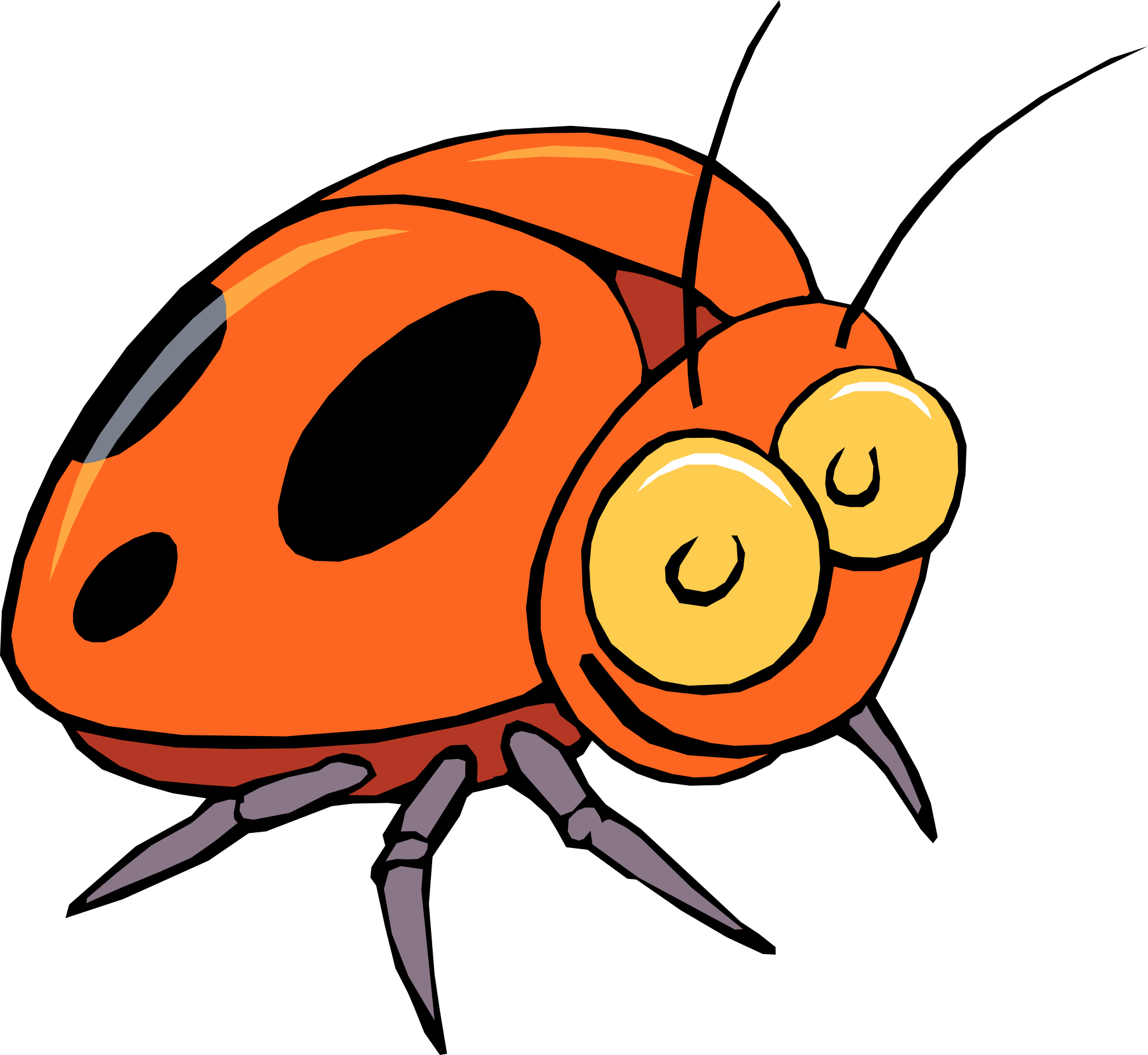 Insect Clip Art Free - ClipArt Best
