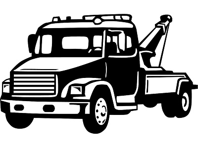 Pictures Of Tow Trucks Clipartsco