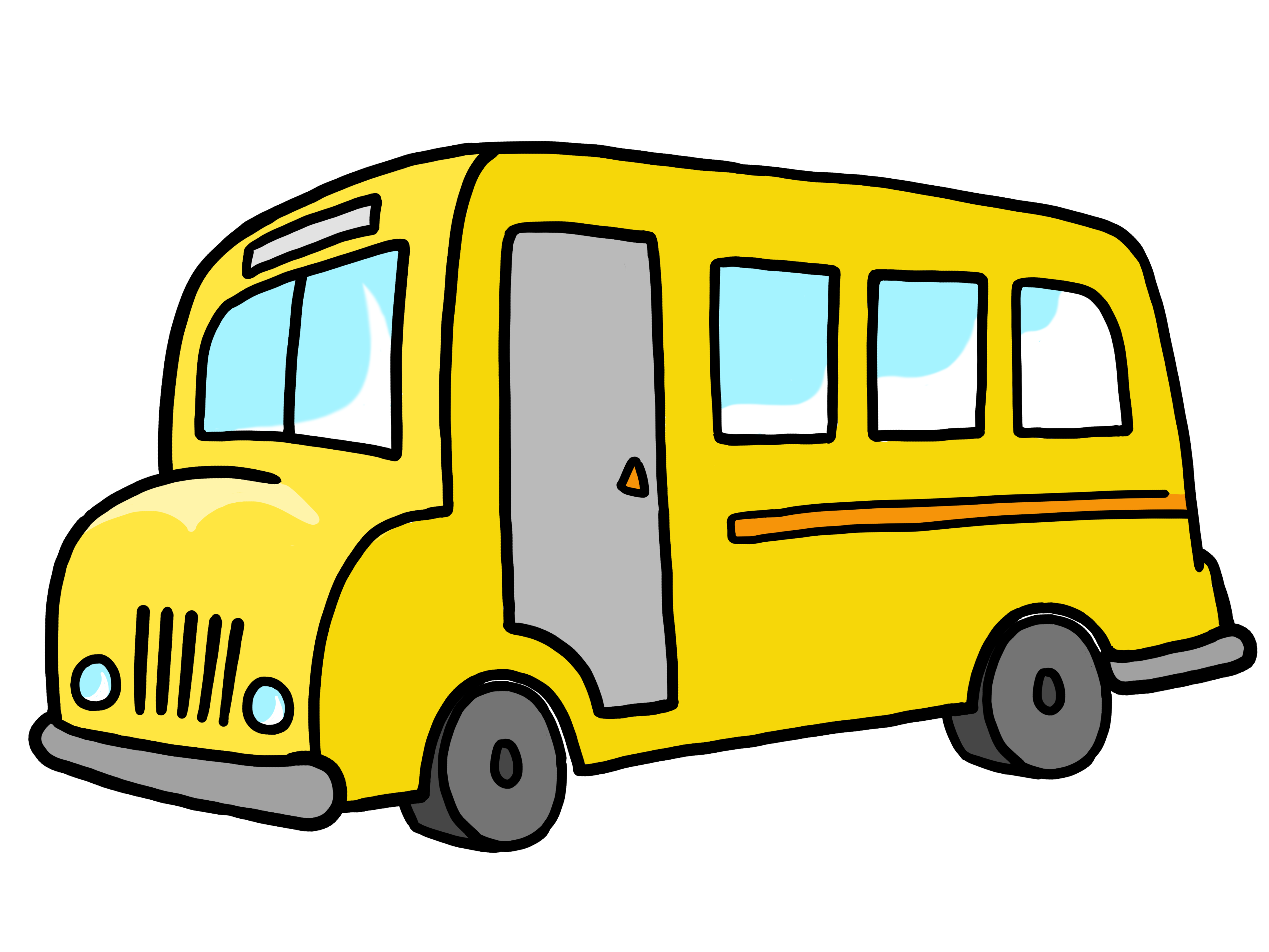 School Bus Clip Art | Clipart Panda - Free Clipart Images