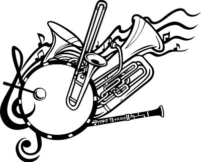band concert clipart - photo #15