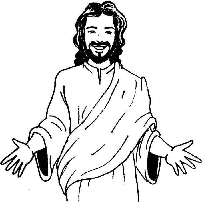 Jesus Cartoon Images - Cliparts.co