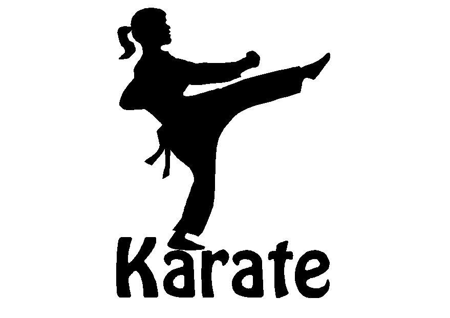 Cartoon KarateBlack Karate Cartoon