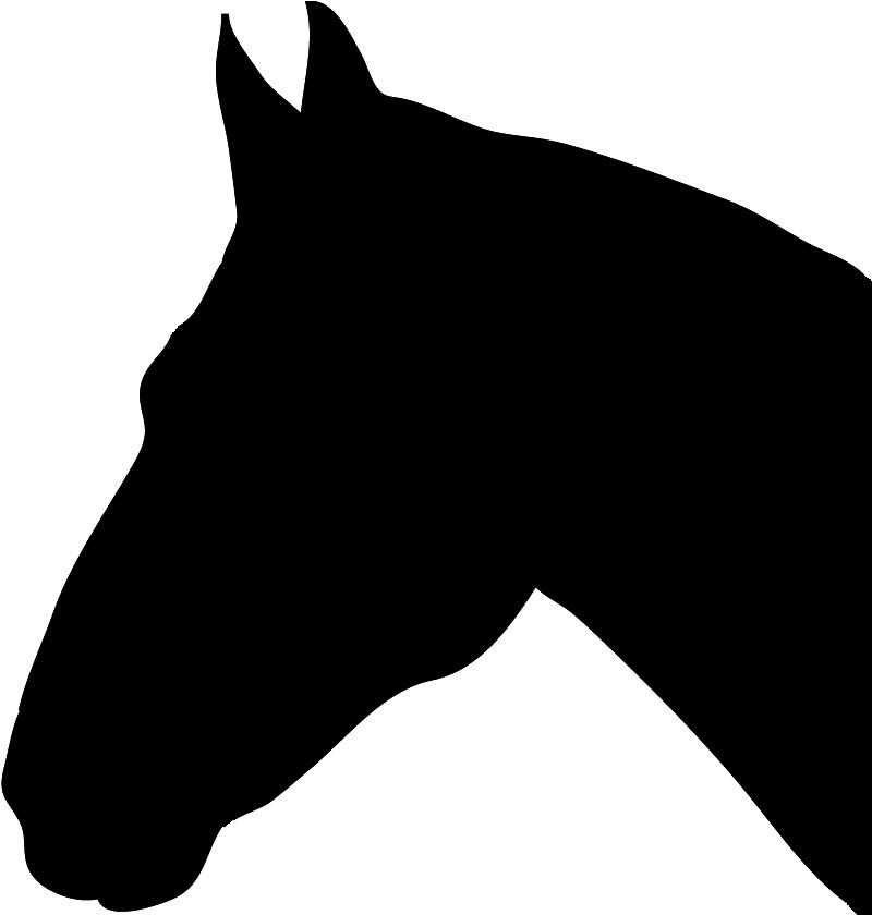 quarter horse clip art clipartsco