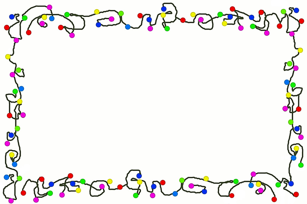 Christmas Border Pictures - Cliparts.co