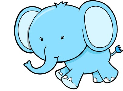 Cartoon Baby Elephant Images - Cliparts.co