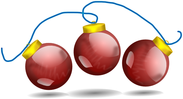 Clip Art Christmas Ornaments | Clipart Panda - Free Clipart Images