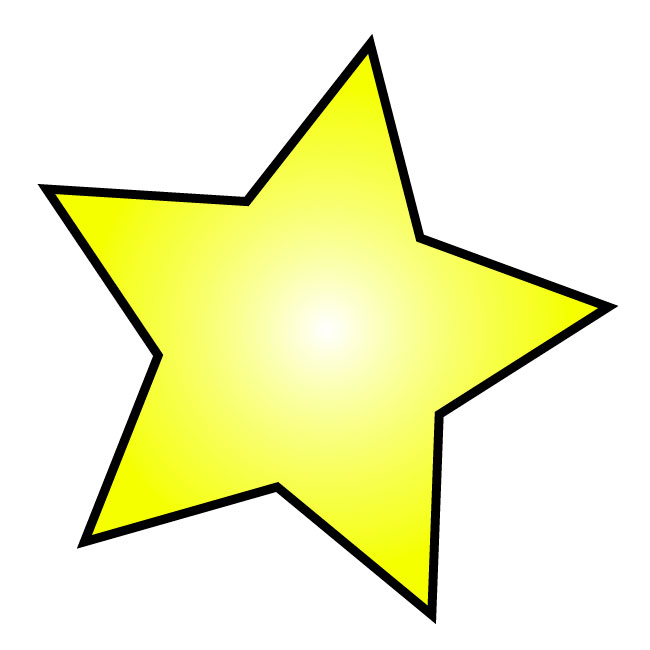 Small Star Outline - ClipArt Best