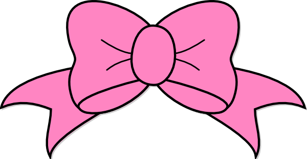 hair pink ribbon clipart rh worldartsme com pink ribbon clip art free download pink ribbon clip art free