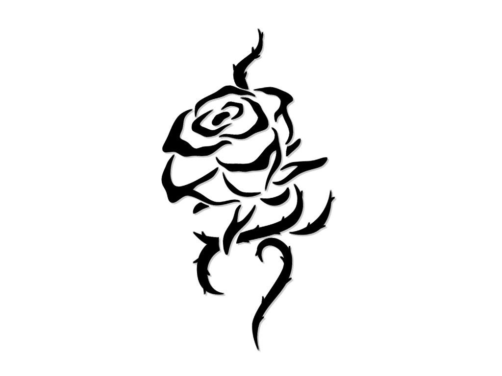 Tattoo Clipart Black And White: White Hawk Tattoo