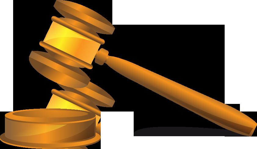 Judge Hammer Clip Art - Cliparts.co