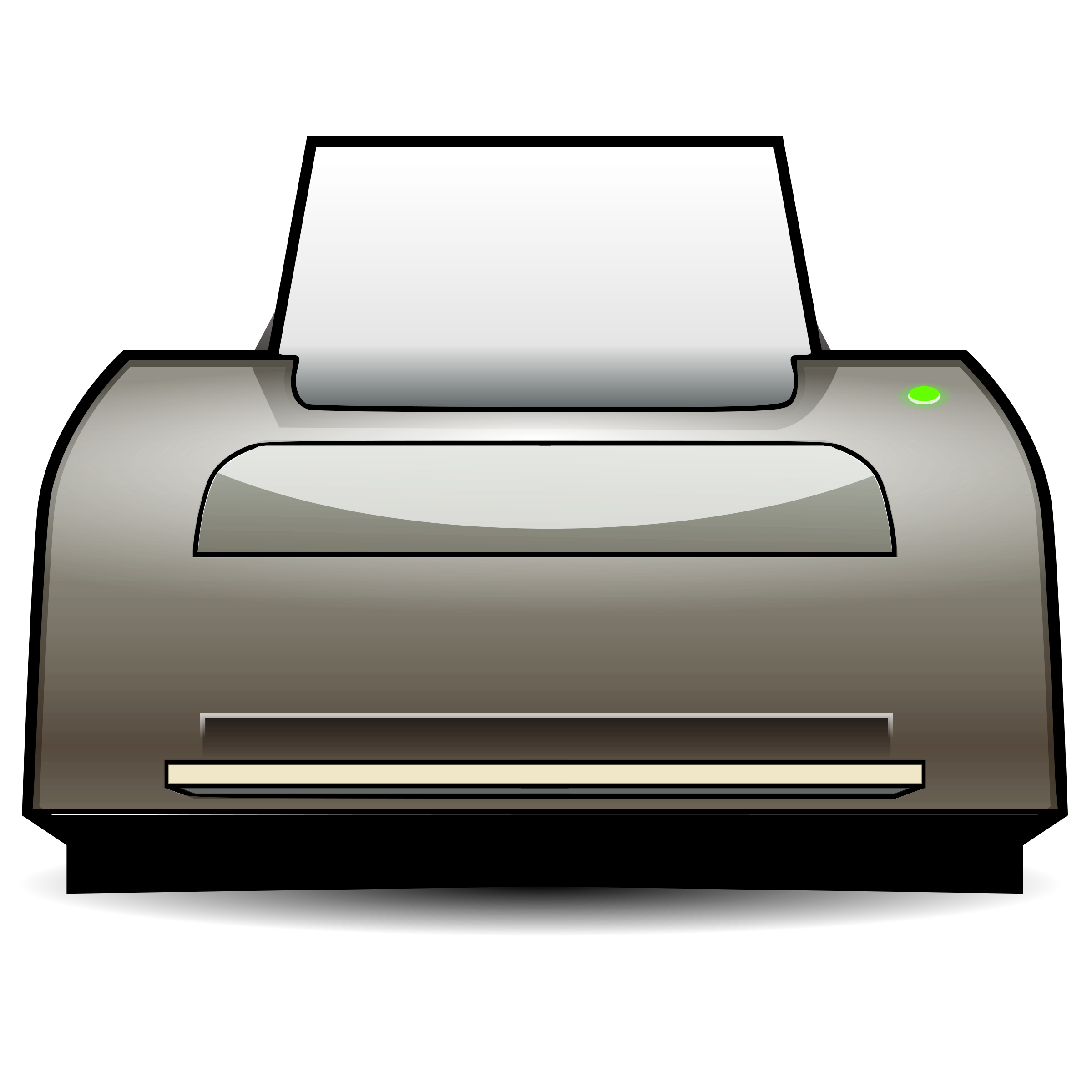 Images For > Laser Printer Clipart