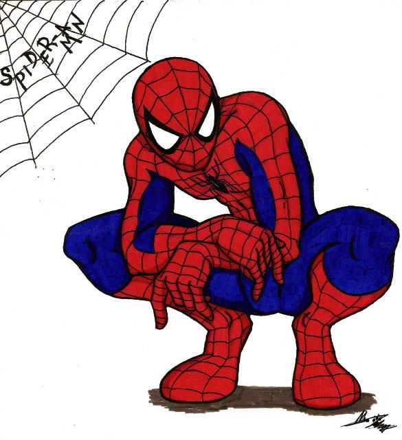 coloring pages spiderman mask clip - photo#35