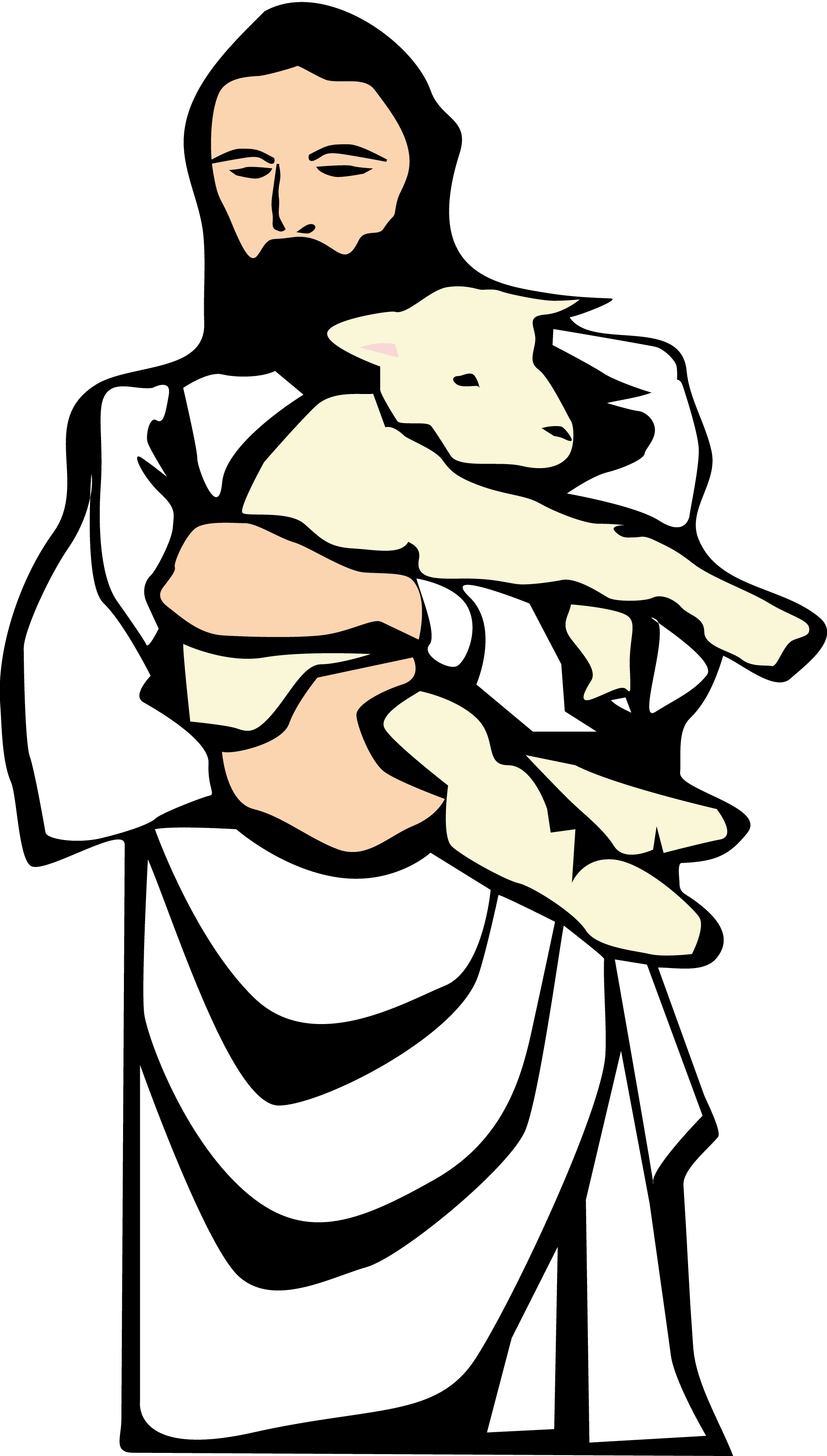 free christian clip art prodigal son - photo #5