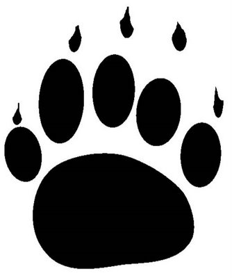 Bear Claw Drawings - ClipArt Best