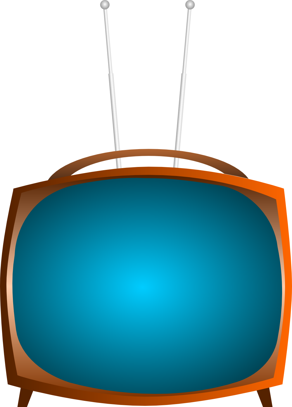 entertainment tv old PNG | Clipart Panda - Free Clipart Images
