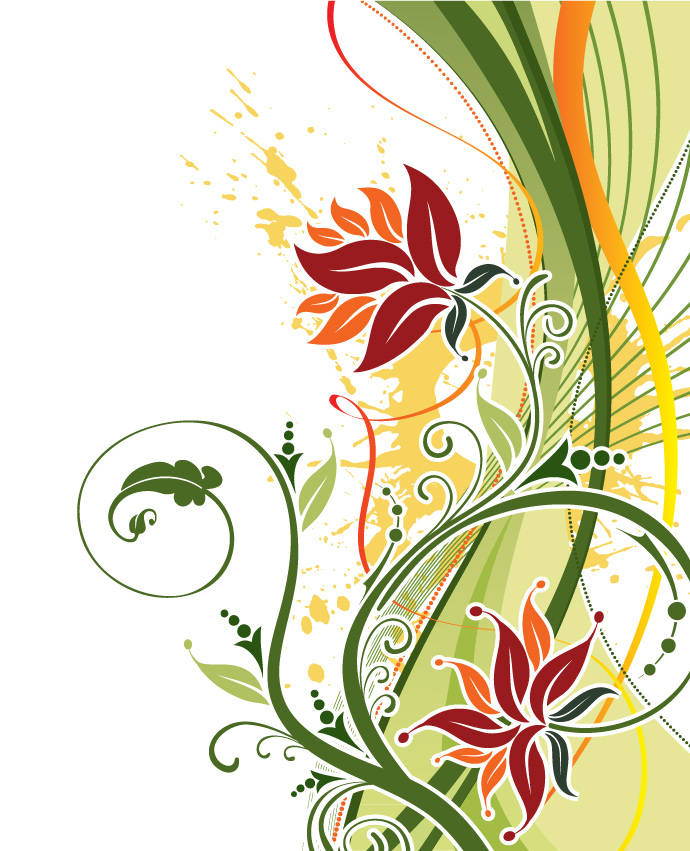 bing free clip art flowers - photo #25