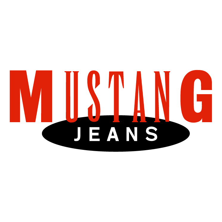 Mustang jeans 0 Free Vector / 4Vector