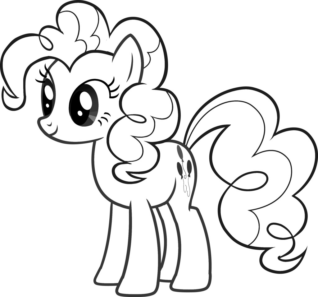 My little pony valentine coloring pages - My Little Pony Valentine Coloring Pages 17