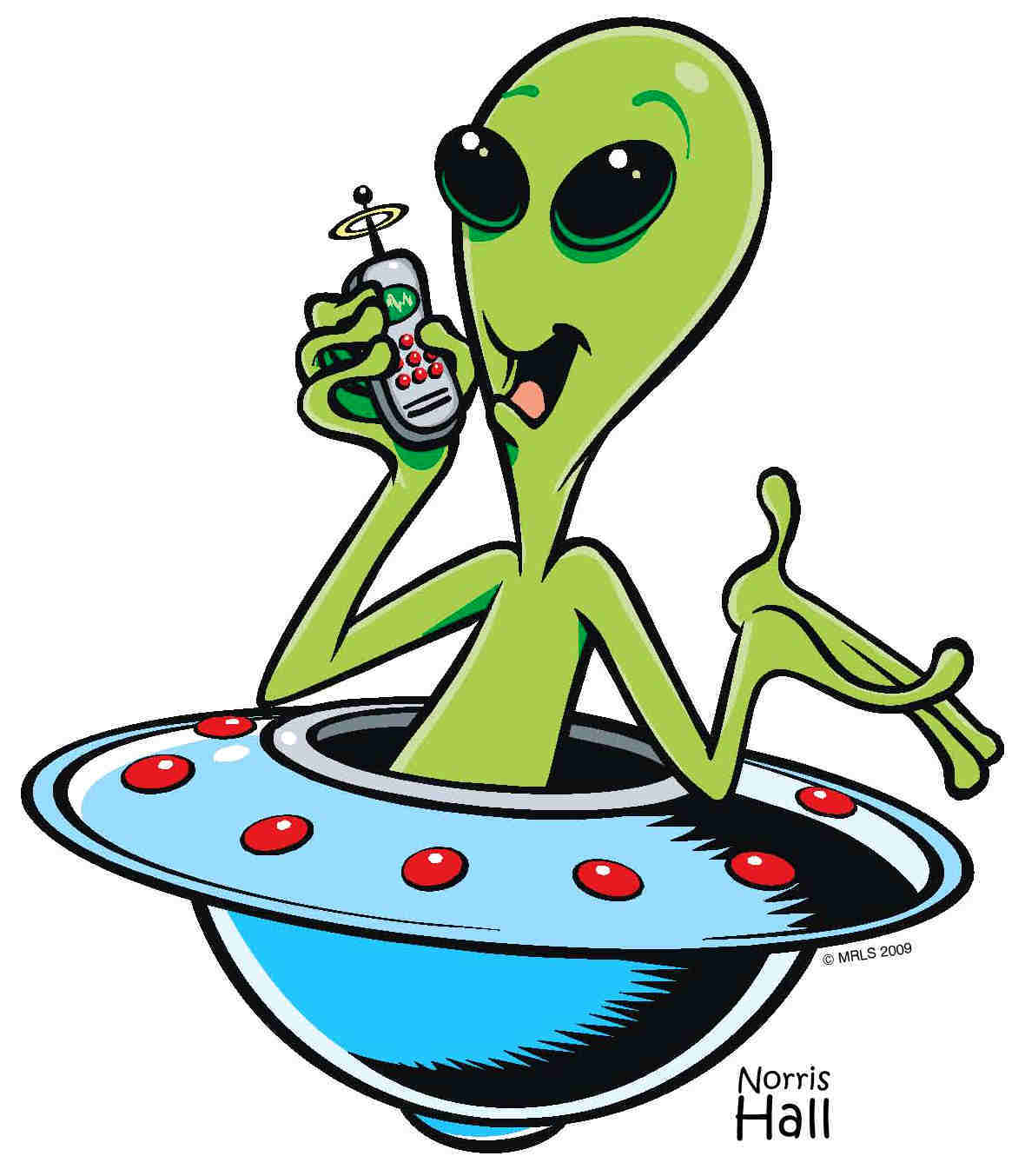 free clipart alien spaceship - photo #30
