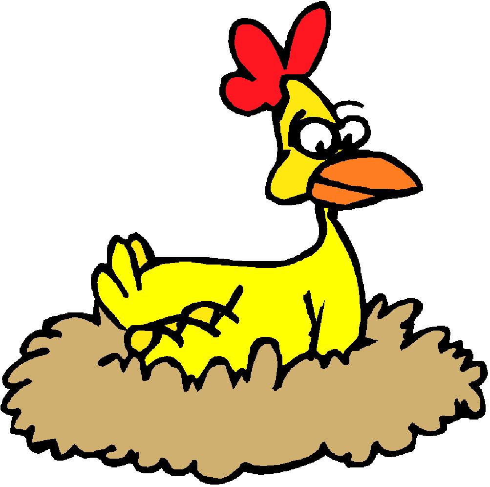 Animated Chicken Clip Art - Cliparts.co