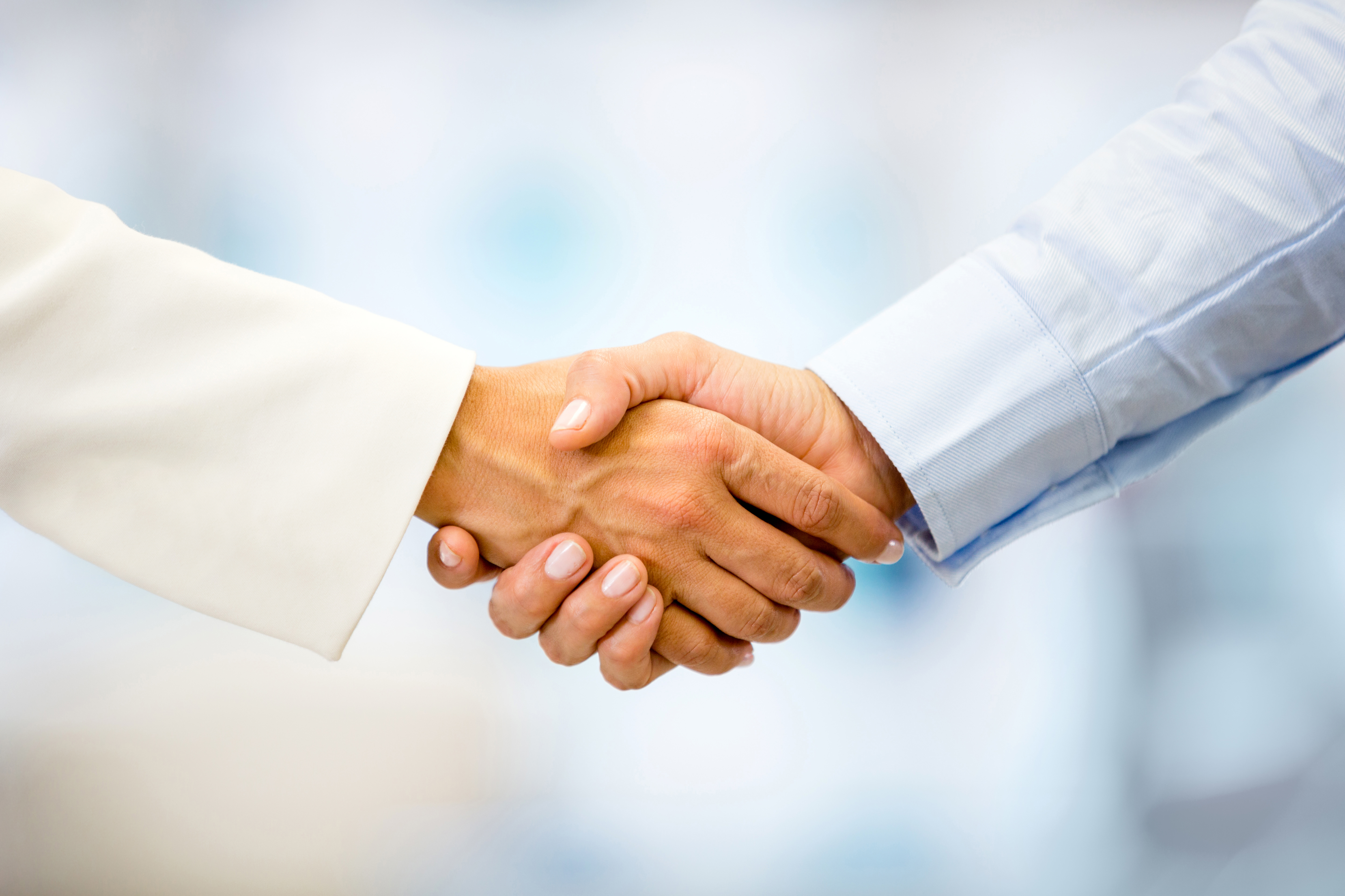 Shaking Hands - Cliparts.co