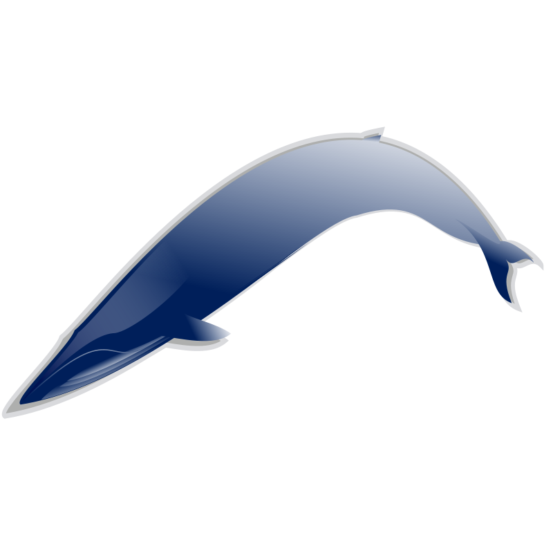 Humpback whale clipart - photo#27