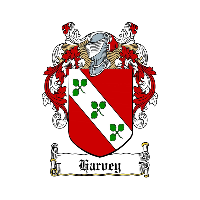 "Harvey (Donegal)"" Tote Bags by HaroldHeraldry 