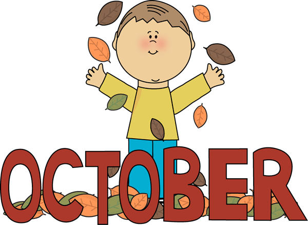 Image result for october clipart free color