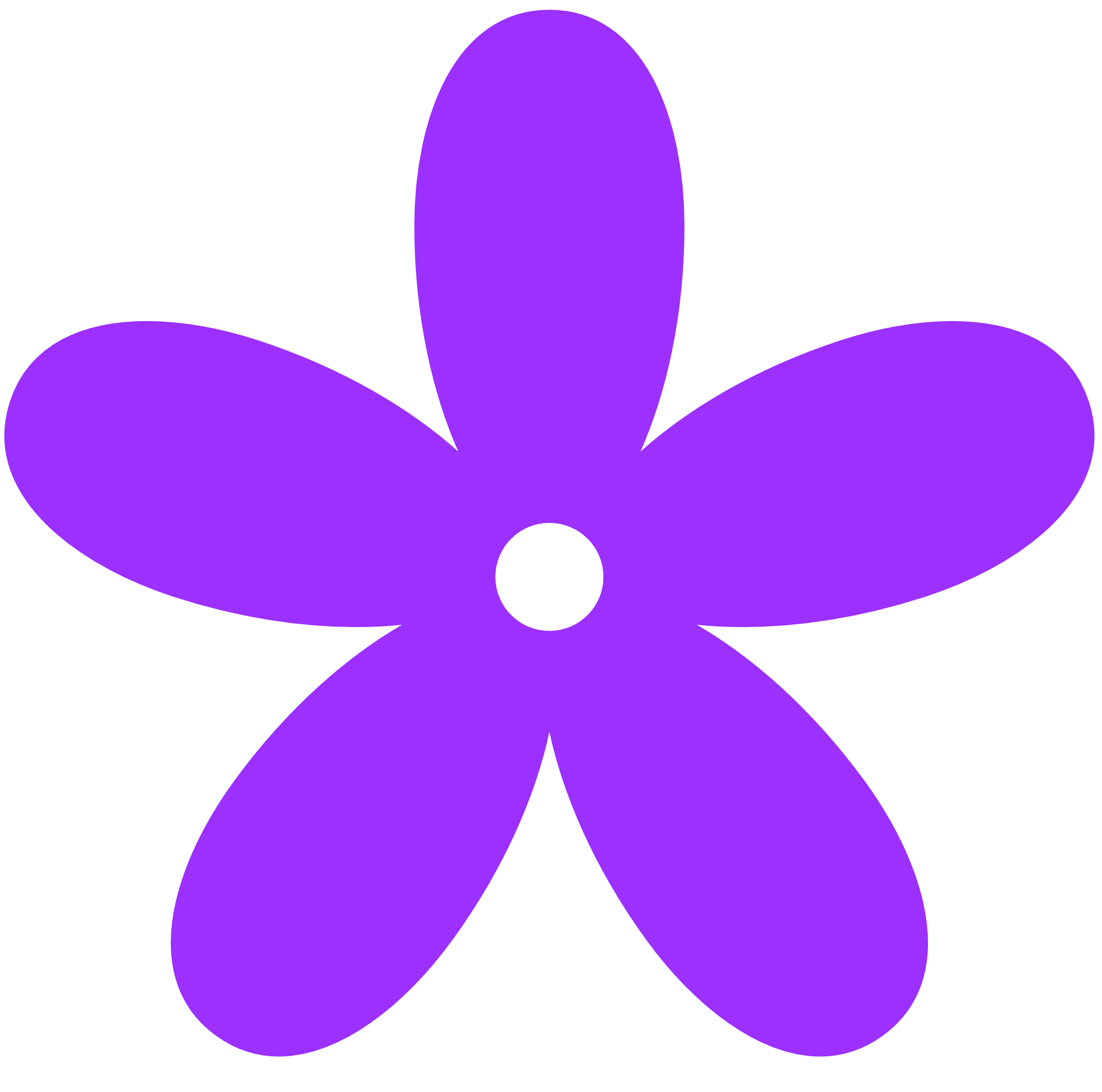 Free Purple Flower Clip Art - Cliparts.co