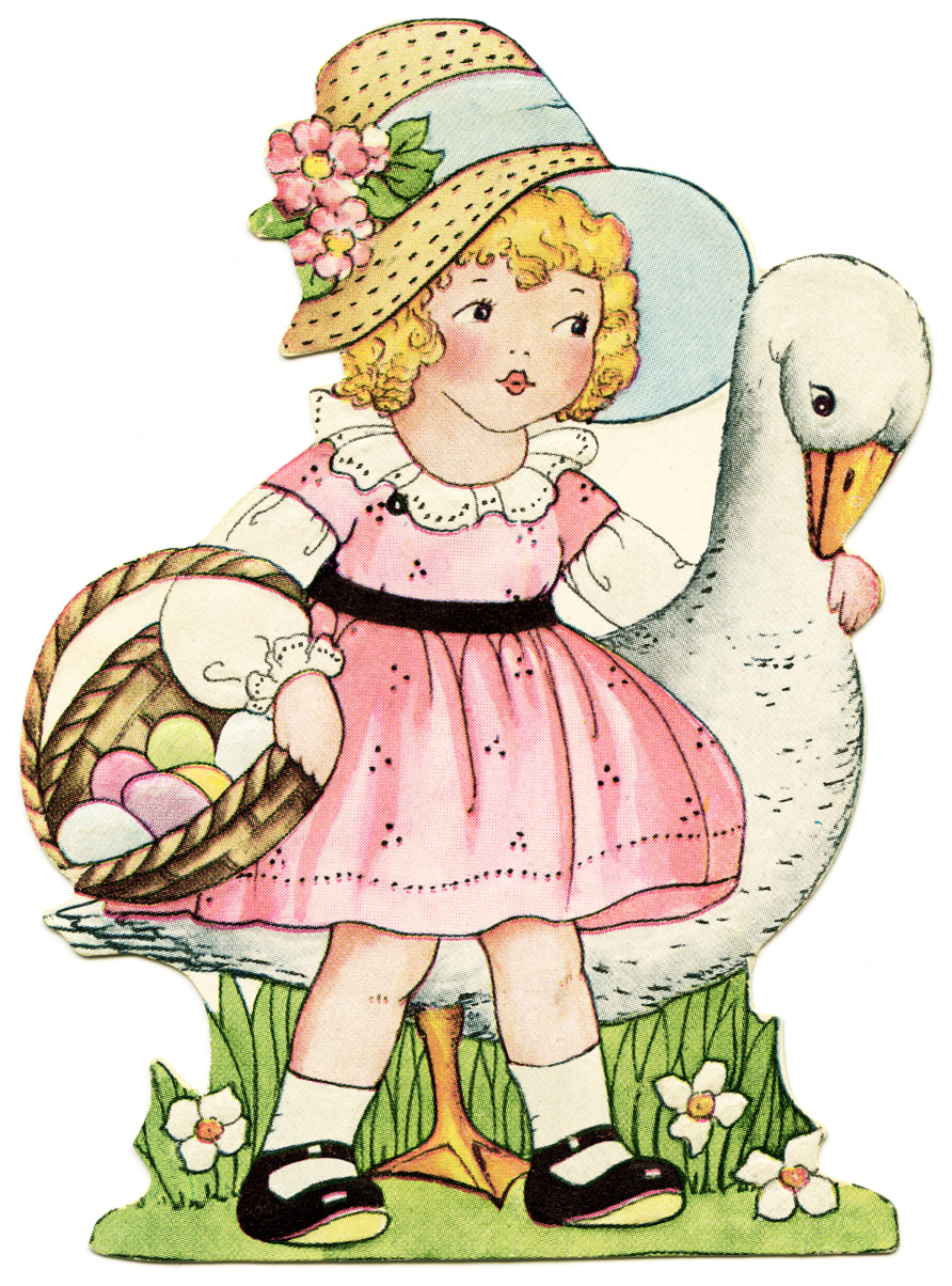 clipart easter bonnets - photo #46