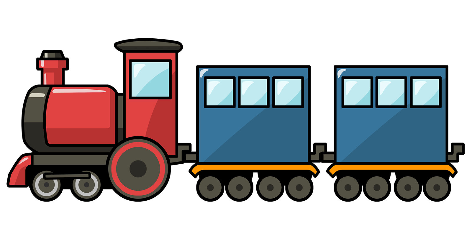 Cartoon Pictures Of Trains - ClipArt Best